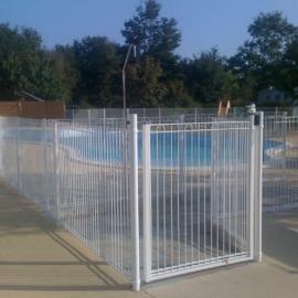 Cl tures piscine lambert cl tures for Cloture piscine design
