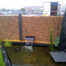 Clotures en gabion Fi-Mur