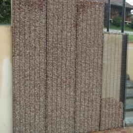 Parement de mur lambert cl tures for Habillage mur cloture